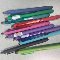 Paper Mate(R) InkJoy(R) Gel Pens, Medium Point, 0.7mm, Assorted Barrels, Assorted Ink Colors, Pack Of 14 uploaded by Crystal V.