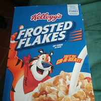 Kellogg's Frosted Flakes Cereal uploaded by Amber M.