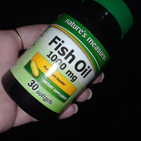 Fish Oil 1000mg (SoftGels) uploaded by Layal L.