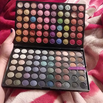 Photo of BH Cosmetics Third Edition 120 Color Eyeshadow Palette uploaded by Pamela D.