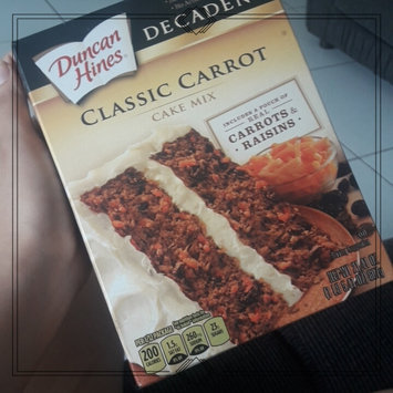 Photo of Duncan Hines Decadent Cake Mix Classic Carrot uploaded by Luisa B.