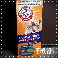 ARM & HAMMER™ Cat Litter Deodorizer Powder uploaded by Kristy G.