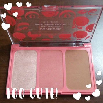 Photo of COVERGIRL Peach Punch Highlighter Palette uploaded by Megan M.