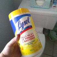 Lysol® Lemon and Lime Blossom® Disinfecting Wipes uploaded by Sarah Y.