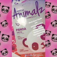 Look Beauty™ Pretty Animalz Panda Print Facial Sheet Mask 1 Count uploaded by Vilma V.