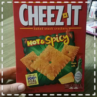 Cheez-It® Hot & Spicy Crackers uploaded by Shauna G.