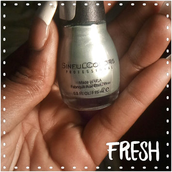 Photo of Sinful Colors Professional Nail Enamel, Pink of Me, 0.5 fl oz uploaded by Lakeshia V.