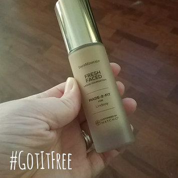 Photo of bareMinerals MADE-2-FIT Fresh Faced Liquid Foundation uploaded by Lindsay H.