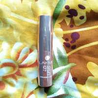 Lakme 9 to 5 Crease-less Lipstick 3.6 g (Latte Rules) + Free Gifts + uploaded by l m.