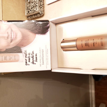 Photo of bareMinerals MADE-2-FIT Fresh Faced Liquid Foundation uploaded by Tonya B.