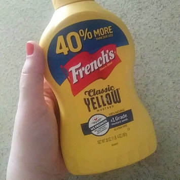 Photo of French's Classic Yellow Mustard uploaded by Sarah Y.