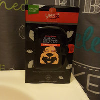 Yes To Tomatoes Detoxifying Charcoal Paper Mask uploaded by Jessica A.