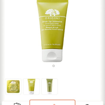 Photo of Origins Drink Up 10 Minute Mask to Quench Skin's Thirst uploaded by Noeli G.