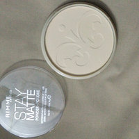 Rimmel London Stay Matte Pressed Powder uploaded by Arpaniya K.