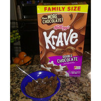 Kellogg's® Krave™ Double Chocolate Cereal uploaded by Reyna D.