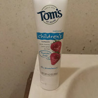 Tom's OF MAINE Silly Strawberry™ Fluoride-Free Children's Toothpaste uploaded by Kristien S.