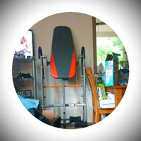 Elite Fitness Innova Fitness Inversion Table with Full Padded Back Rest uploaded by Kody K.