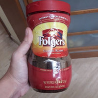 Folgers Classic Roast Instant Coffee Crystals uploaded by Diana T.