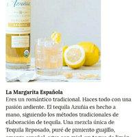 Azuñia Reposado Organic Tequila uploaded by Carolina A.