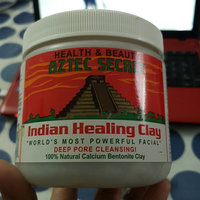 Aztec Secret Indian Healing Clay Deep Pore Cleansing uploaded by Shimmer S.