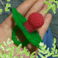 Raz Baby Raz-Berry Silicone Teether for 3+ Months uploaded by Bailey F.