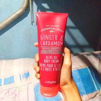 Bath & Body Works® GINGER & CARDAMOM Olive Oil Body Cream uploaded by Abigael R.