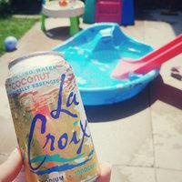 La Croix Coconut Flavored Sparkling Water uploaded by Elizabeth S.