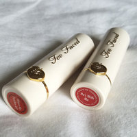 Too Faced Peach Kiss Moisture Matte Long Wear Lipstick Infused With Peach And Sweet Fig Cream uploaded by Bella Z.