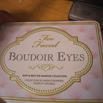 Photo of Too Faced Boudoir Eyes Soft & Sexy Shadow Collection uploaded by Cassandra G.