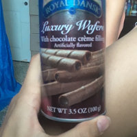 Royal Dansk Luxury Wafers Chocolate uploaded by Amy R.