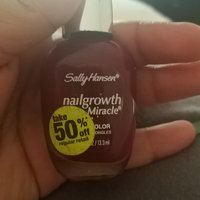 Sally Hansen® Nailgrowth Miracle Nail Treatment uploaded by stephanie t.