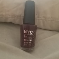 N.Y.C. New York Color Minute Quick Dry Nail Polish, uploaded by stephanie t.