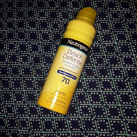 Neutrogena® Beach Defense® Water + Sun Protection Sunscreen Spray Broad Spectrum SPF 70 uploaded by Natasha Smith S.