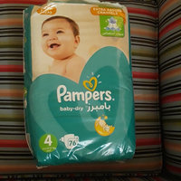 Pampers® Baby Dry™ Diapers Size 4 uploaded by Esraa e.