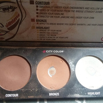 Photo of City Color Cosmetics Contour Effects Palette uploaded by Marie W.
