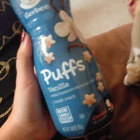 Gerber® Puffs Vanilla uploaded by Sabryna T.