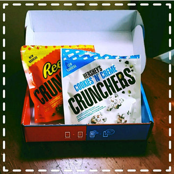 Photo of Hershey's Cookies 'n' Creme Crunchers uploaded by Alexandria D.