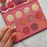 ColourPop - Fem Rosa Karrueche - Pressed Powder Shadow Palette - She uploaded by Jakinta S.