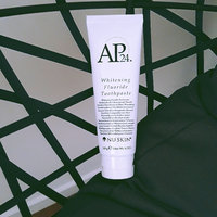 AP-24 Whitening Fluoride Toothpaste uploaded by Valentine 💕.