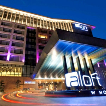 Photo of Aloft Hotels uploaded by Areej G.