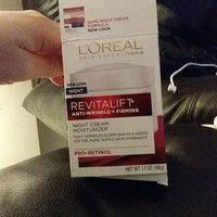 L'Oréal Paris® Revitalift® Anti-Wrinkle + Firming Night Cream 1.7 oz. Jar uploaded by Tiffany L.