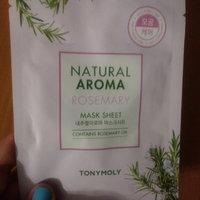 Tony Moly - Natural Aroma Mask Sheet 1pc (5 Types) #04 Rosemary uploaded by Sarah Y.