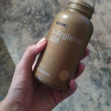 Photo of GNC L-Arginine 500 uploaded by Fabiana P.