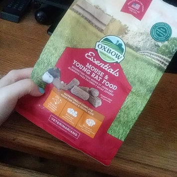 Photo of Oxbow Essentials Mouse & Young Rat Food - 2.5 lb. uploaded by Sarah Y.