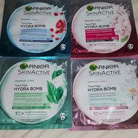 Garnier SkinActive Moisture Bomb The Super Hydrating Sheet Mask uploaded by Heena H.