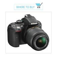 Nikon D5300 DSLR Camera Body (Black) uploaded by Åsaď Ķ.