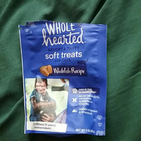 WholeHearted Savory & Tasty Soft Cat Treats - Whitefish Recipe, 3 OZ uploaded by Amber M.