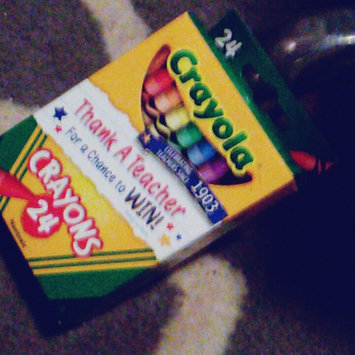 Photo of Crayola 24ct Crayons uploaded by Lily F.
