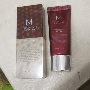 Photo of [Missha] M Perfect BB Cream #23 (Natural Beige) - 20g. uploaded by Saira M.