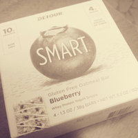 Detour SMART Blueberry Whole Grain Oatmeal Protein Nutrition Snack Bar uploaded by Lily F.